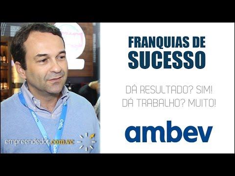 AMBEV - O resultado vêm sim, só que com muito trabalho [Franquias de Sucesso #16]