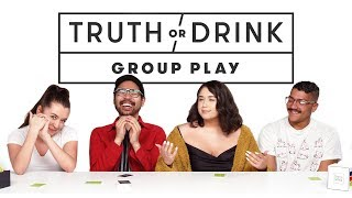 Friends Play The Game Truth Or Drink Yana Chan Bjork Braidon Truth Or Drink Cut