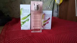 Мои новинки парфюмерии Ив роше /парфюмерия Yves Rocher