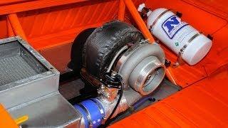 BACK DRAFT turbo HSV Maloo