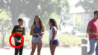 12 Year Old Stealing My Girlfriends With Money Prank  (GOLD DIGGER PRANK!)