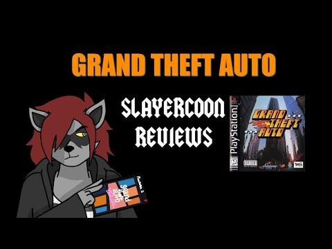 SlayerCoon Reviews: Grand Theft Auto(PS1) thumbnail