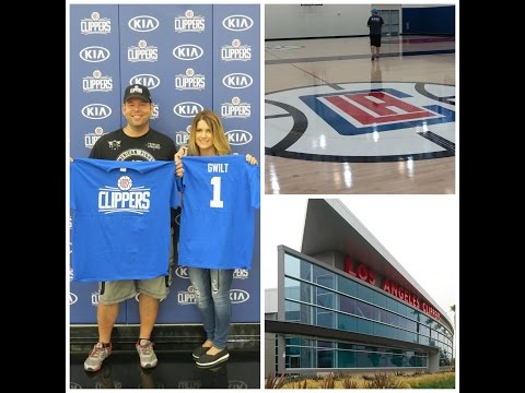 Inside look at the Clippers Practice Facility-MVPs