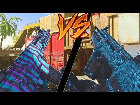 RAM 7 Versus Kilo 141 In MW! Modern Warfare Weapon Comparison