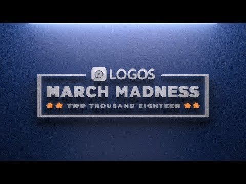 Logos March Madness 2018 is here!
