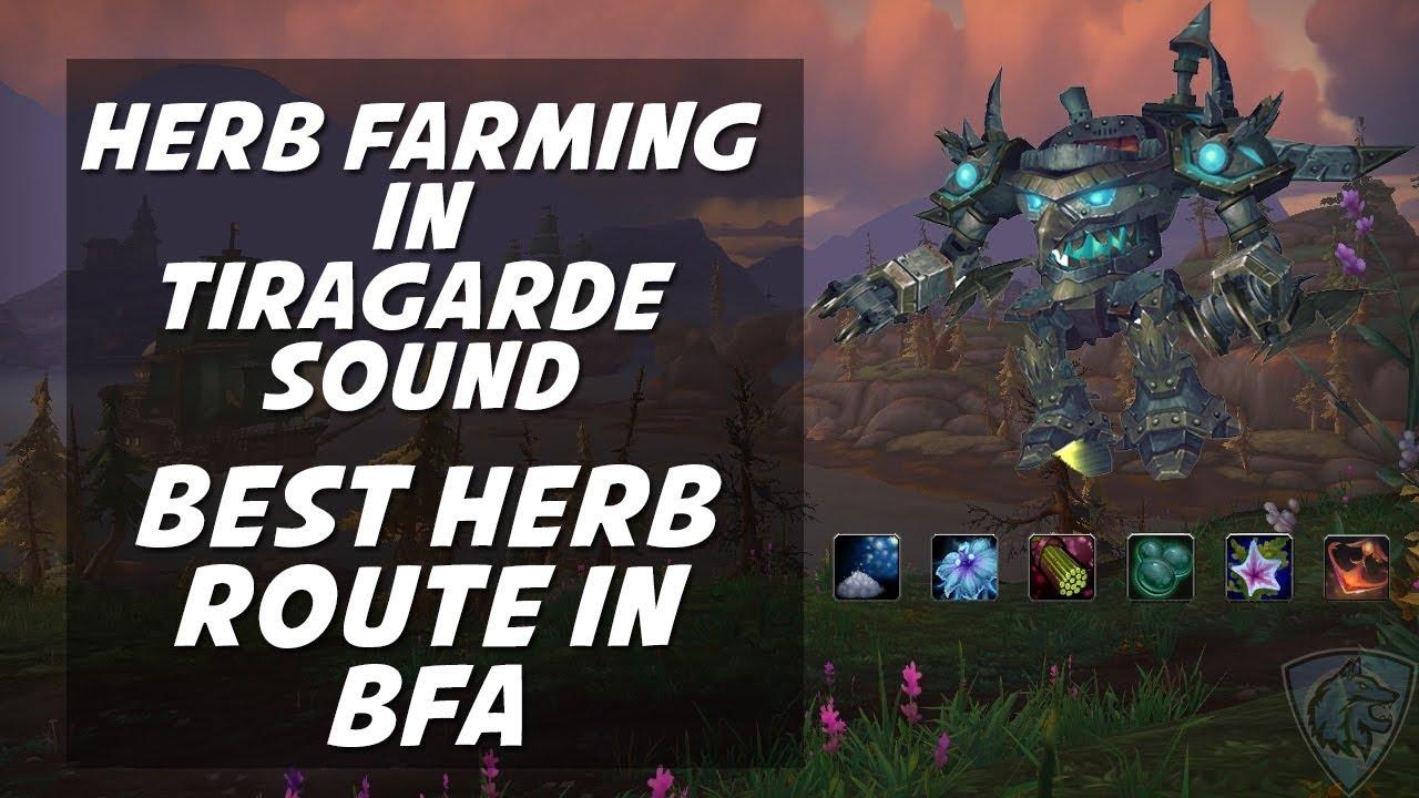 Bfa Herb Farming Routes