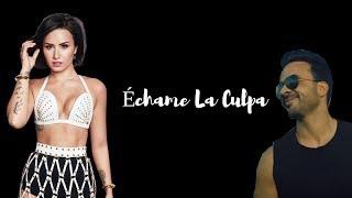 Luis Fonsi Demi Lovato chame La Culpa Lyrics.mp3