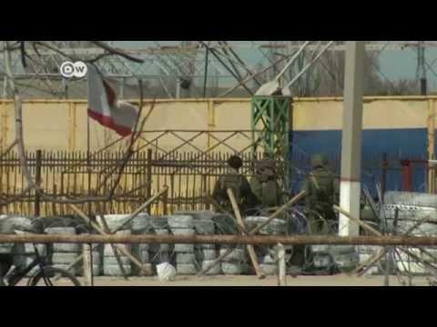 Russian control over Crimea spreading | Journal