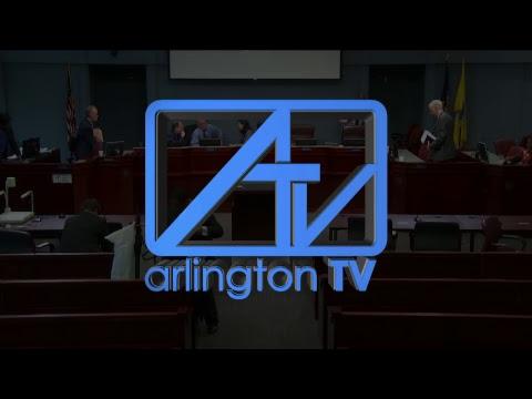 Arlington County Board Meeting - May 19, 2018