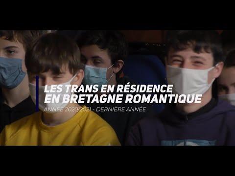 Les Trans en résidence en Bretagne romantique - film final