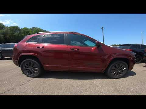 2019 Jeep Cherokee High Altitude 4x4 - New SUV For Sale - St. Paul, MN