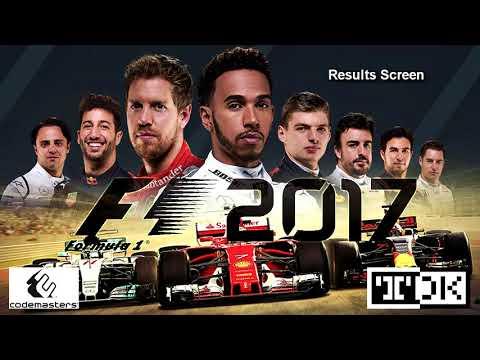 F1 2017 Soundtrack (OST) - Results Screen - Mark 'TDK' Knight