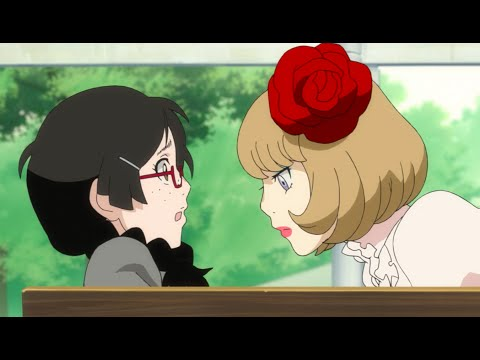 Princess Jellyfish - Official Clip - Why don't we go back to my place?