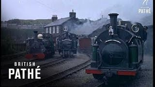 Out Takes / Cuts From Cp 505 - Paignton Zoo, Festiniog Railway And Burgh Island (1964)
