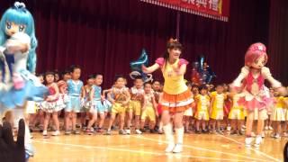 東森蜜鋒姐姐和美少女熱舞