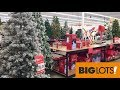 BIG LOTS CHRISTMAS CLEARANCE DECORATIONS HOME DECOR SHOP WITH ME SHOPPING STORE WALK THROUGH 4K