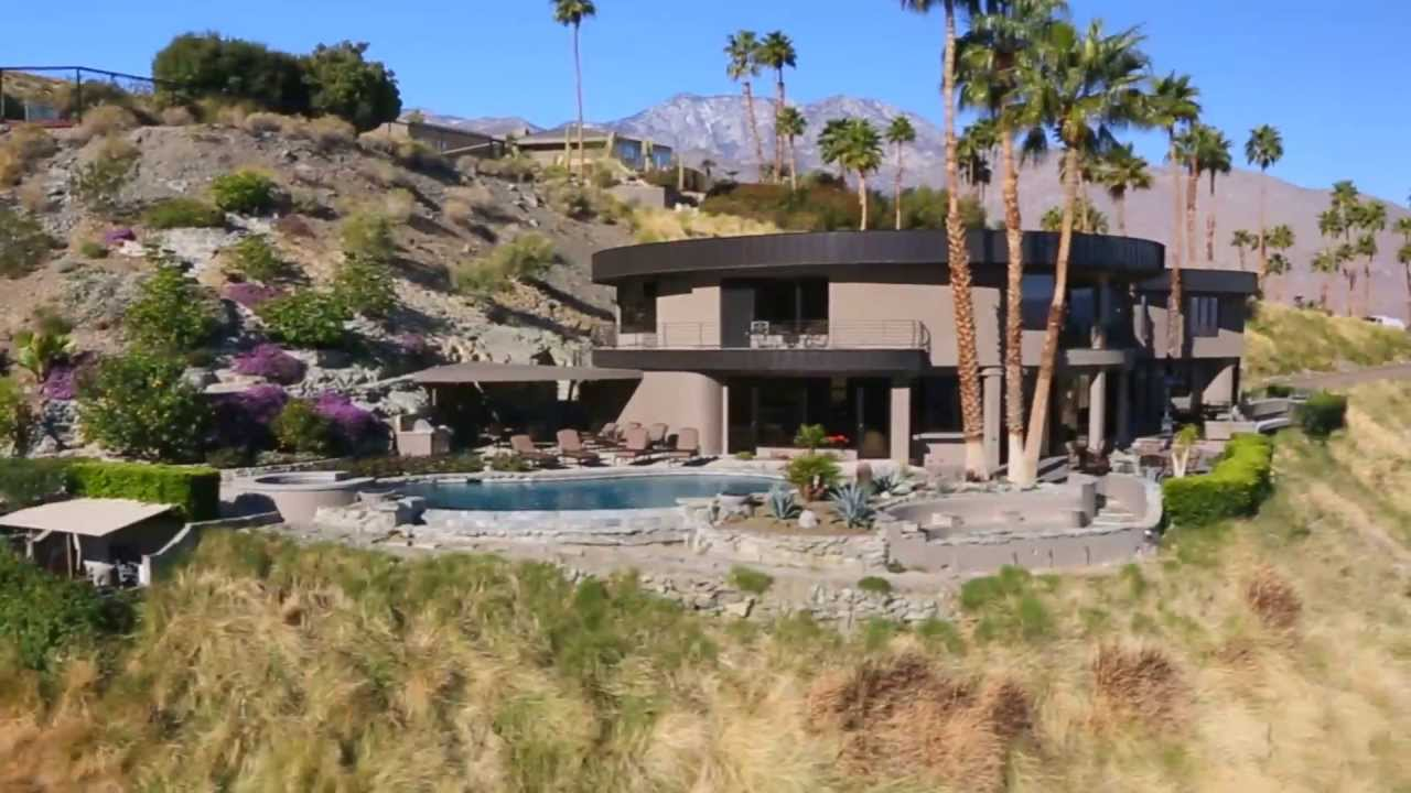 Home For Sale In Palm Springs 2400 Southridge Drive Youtube