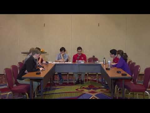George Washington (WV) vs. McLean (VA) - 2018 National History Bowl Nationals