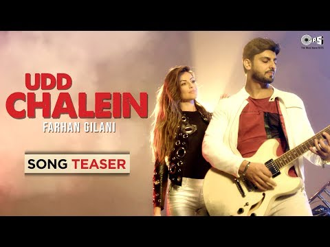 Udd Chalein Song Teaser | Farhan Gilani | Atif Ali | New Hindi Song 2018