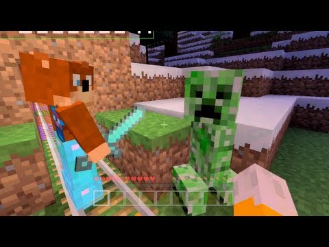 Minecraft Xbox - Kitty Kitchen [102]