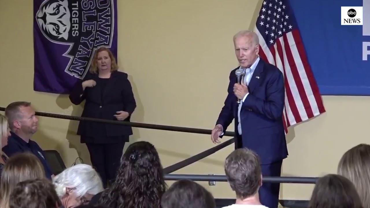 Carpe Donktum - Shocking admission from Joe Biden