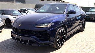 Lamborghini Urus 2019 | Real-life review