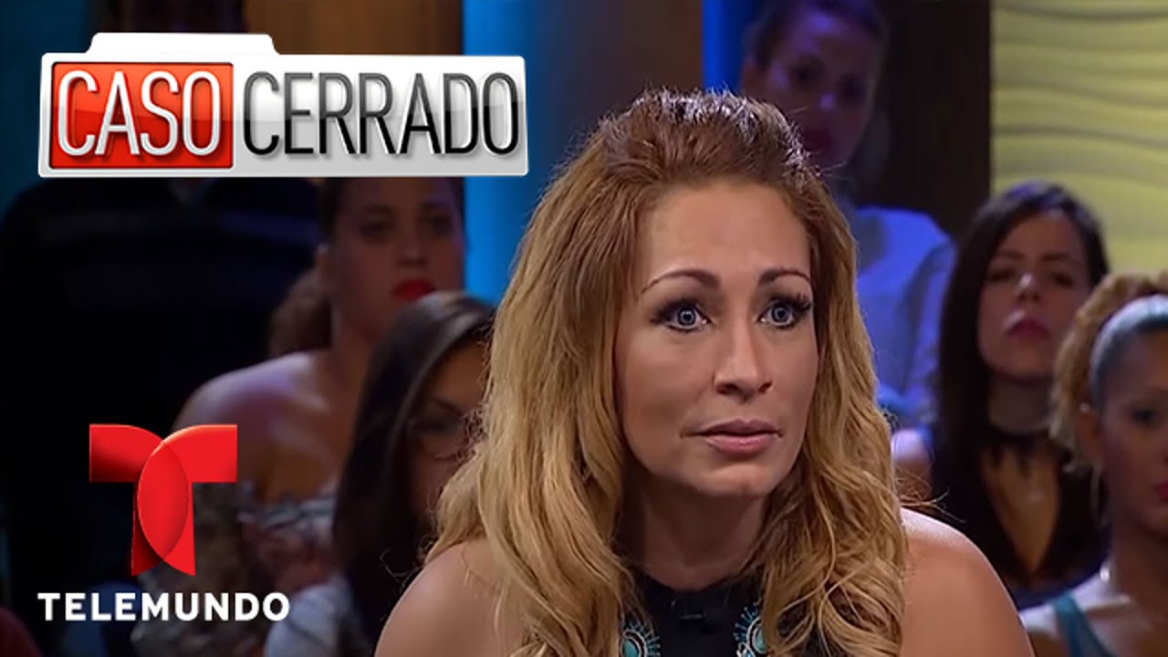 Caso Cerrado Daughter Caught Mom Cheating  F F  Ac Telemundo English