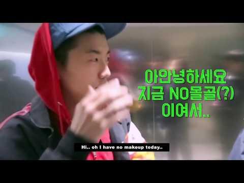 SANDARA PARK Meet 2PM Woo Young on DARA TV