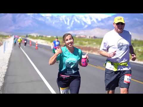 2017 REVEL Mt Charleston Marathon: Kenny Lee