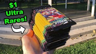 Celestial Storm *ULTRA RARES* from Opening Dollar Tree Pokemon Cards!