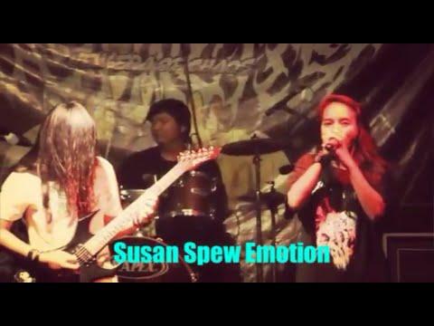 5 Vokalis Cewek Metal Underground Indonesia Bersuara Gahar (Part 2)