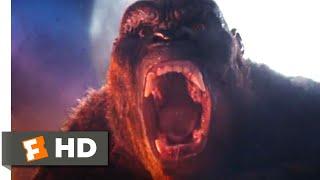 Kong: Skull Island (2017) - Bombing Kong Scene (7/10) | Movieclips