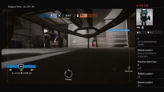 Rainbow Six Siege Ranked Broken Mic