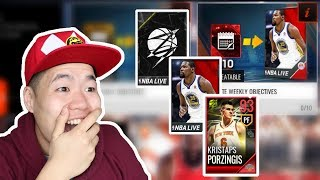 New Weekly Objective Sets & Completing 93 Ovr Porzigod - Everyone Gets a Free Elite Pack