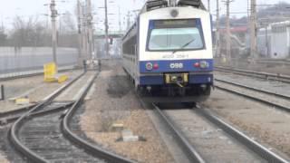 S-Bahn Wien - Der S-Bahnhof Leopoldau [1080p-HD]