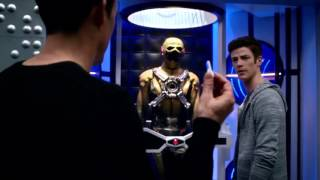 The Flash: S2E17 - Eobard gives Barry the Speed Equation/Flash helps send Future Flash to the future Thumb