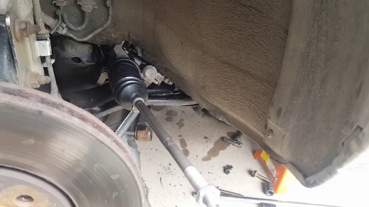 Pro Tips How To Change The Steering Rack On Vw Pat