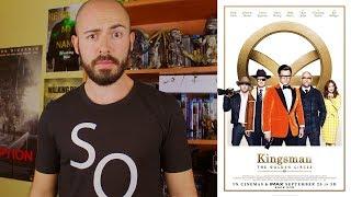 SO N°35 - Kingsman : Le Cercle d'Or