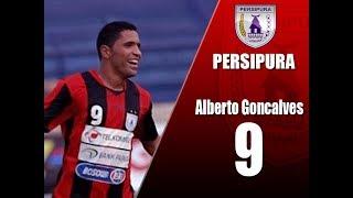 Aksi Beto Goncalves Persipura 2007-2010 - 2012