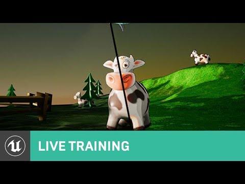 Post Processing in UE4: Cel-Shading | Live Training | Unreal Engine Livestream