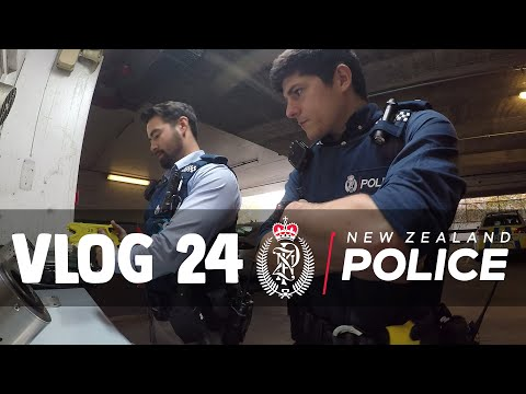 New Zealand Police Vlog 24: Rolling with the Detectives!