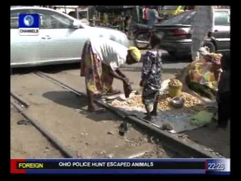 Lokoja-Abuja Road in a deplorable state