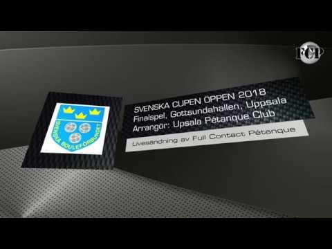 Sample Graphics  - FCP -  Swedish Cup 2018