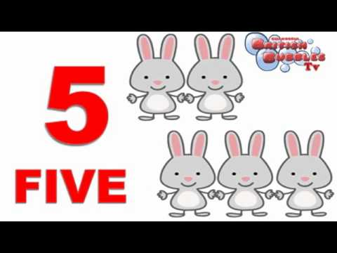 Aprender Números En Ingles Del 1 Al 10 Vídeo Para Niños Bbtv32