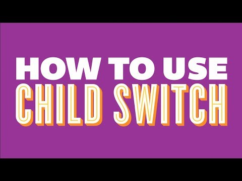 Universal Studios Hollywood Child Switch Program - Explainer Video (2017)