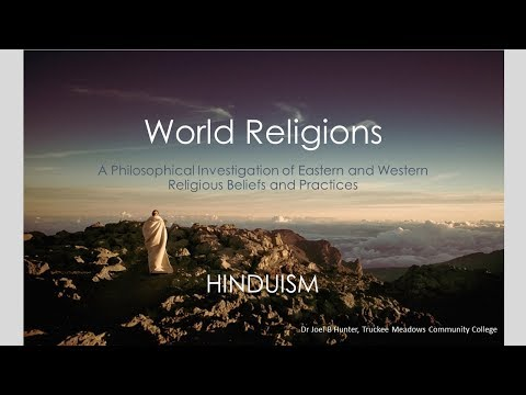Philosophy of World Religions: Hinduism