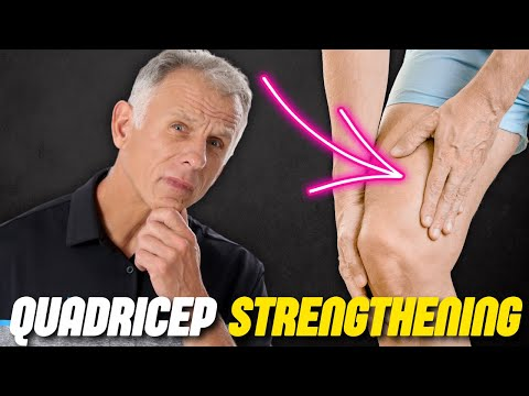 10 Excellent Quadriceps Strengthening ExercisesEasy to Hard.