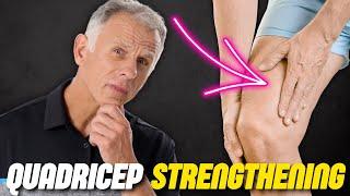 10 Excellent Quadriceps Strengthening Exercises Easy To Hard Youtube
