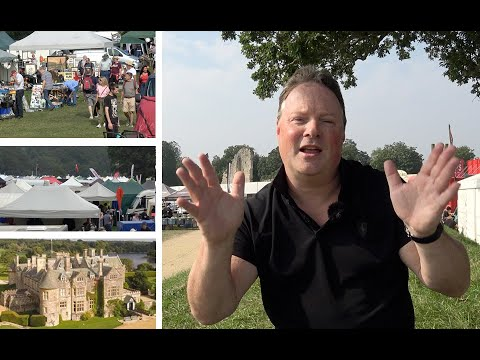 Download CAR GUY PARADISE! Tribute to a CLASSIC CAR EVENT - the Beaulieu Autojumble | TheCarGuys.tv