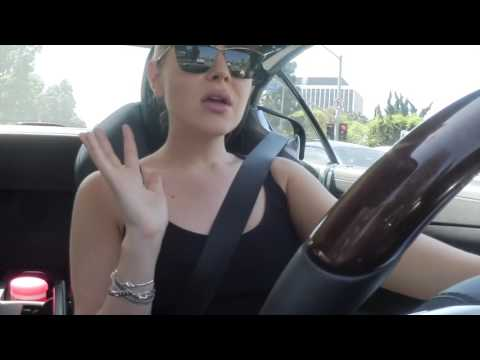 NEW HAIR, NAILS, FRAPPE RECIPE, ROAD RAGE